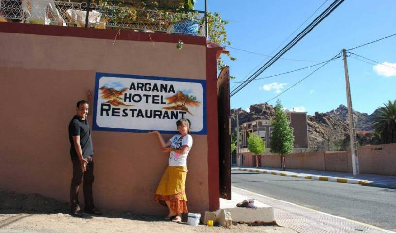 Argana Hotel - Search for free rooms and guaranteed low rates in Tafraout 13 photos