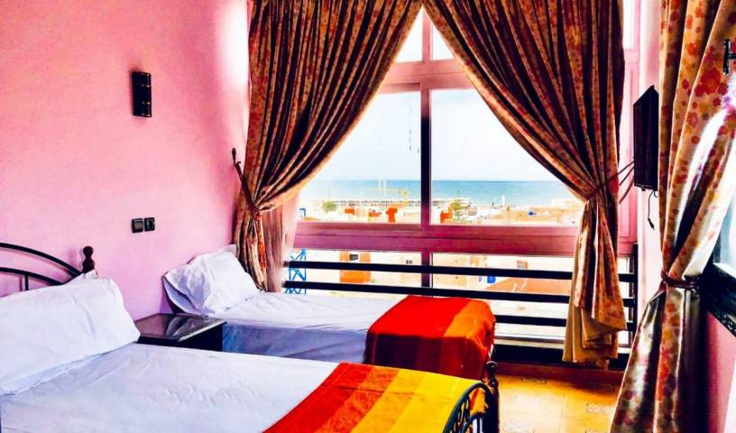 Auberge Adrar Beach Morocco - Search available rooms for hotel and hostel reservations in Tamraght Ouzdar 5 photos