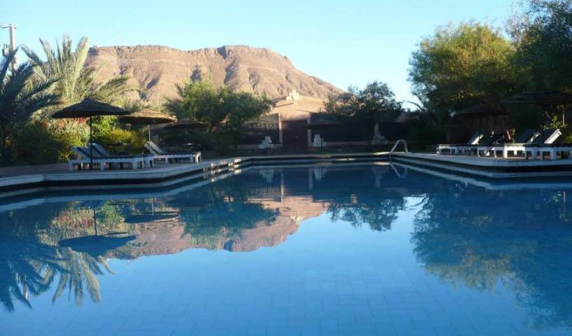 Hotel La Perle Du Draa - Search for free rooms and guaranteed low rates in Zagora 30 photos
