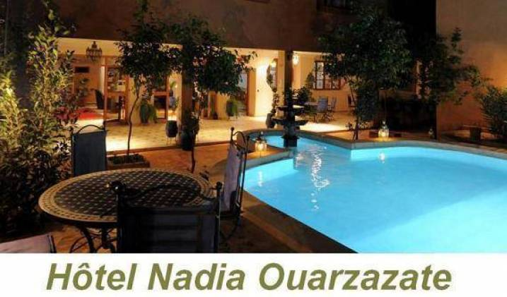 Hotel Nadia - Search for free rooms and guaranteed low rates in Ouarzazat 7 photos