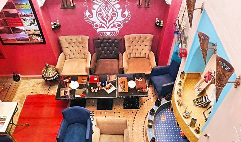 Layla Rouge, great holiday travel deals in Marrakech, Morocco 26 photos