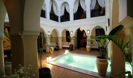 Riad Aliya - Search available rooms for hotel and hostel reservations in Mellah 16 photos
