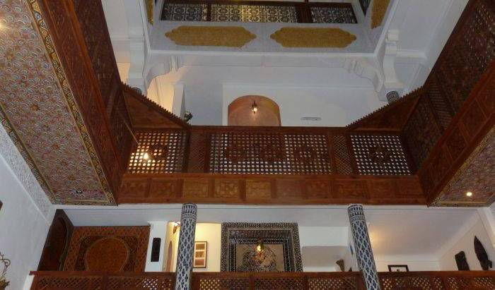 Riad l'Artiste, hotels near tours and celebrities homes 7 photos
