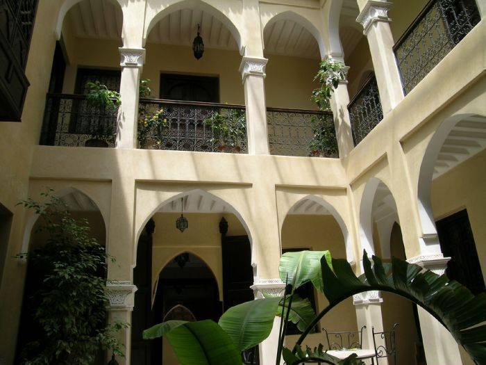 Dar Tuscia, Marrakech, Morocco, Morocco hotels and hostels