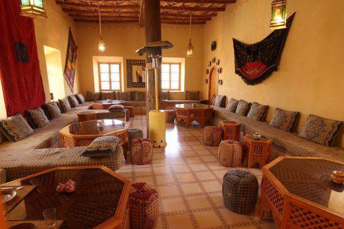 Defat Kasbah, Ait Ben Haddou, Morocco, Morocco hotels and hostels
