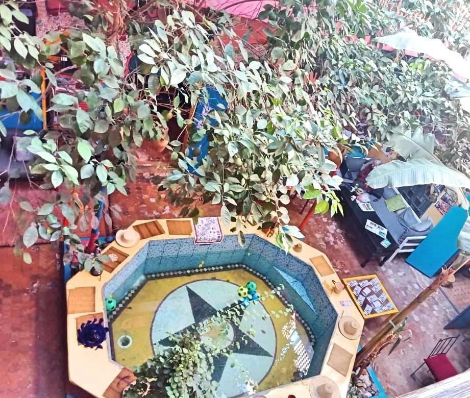 Dia Marrakech, Marrakech, Morocco, Hotell för semestern på sommaren i Marrakech