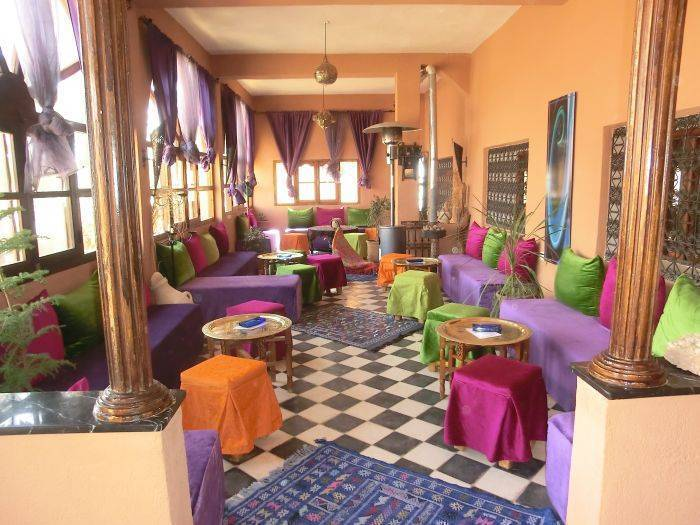 Etoile Filante D'or, Ait Ben Haddou, Morocco, hotels with ocean view rooms in Ait Ben Haddou