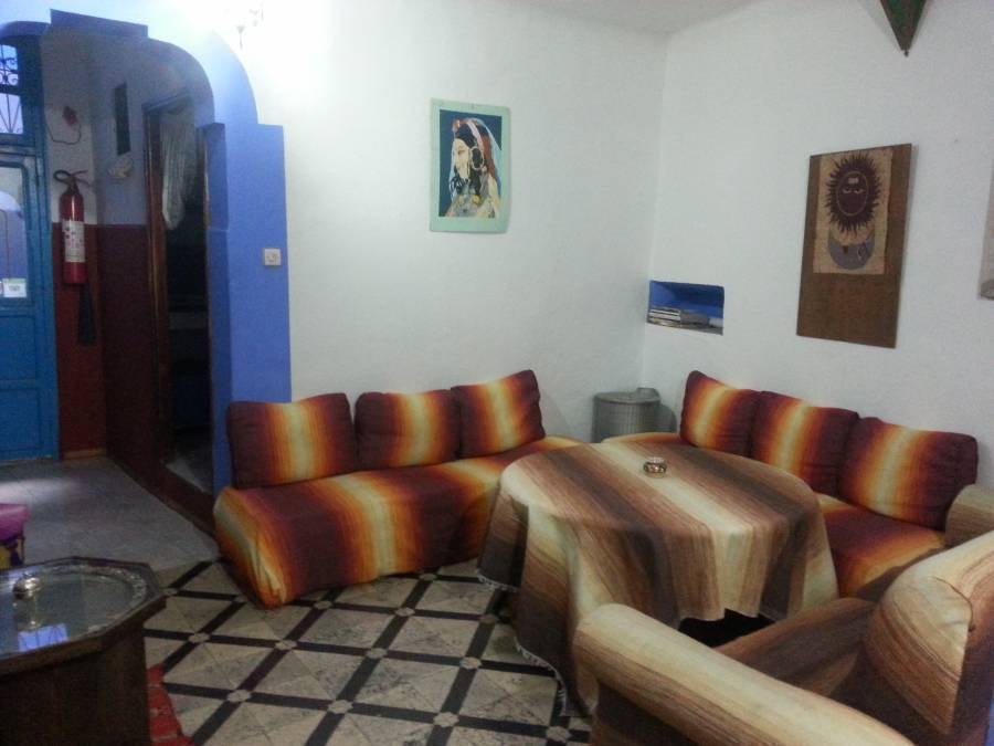 Hostal Vallparadis Chefchaouen, Chefchaouene, Morocco, preferred site for booking vacations in Chefchaouene