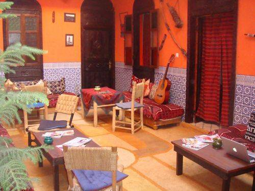 Hostel Riad Mama Marrakech, Marrakech, Morocco, advice and travel gear for staying in hotels in Marrakech