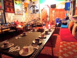 Hostel Waka Waka, Marrakech, Morocco, lowest prices and hotel reviews in Marrakech