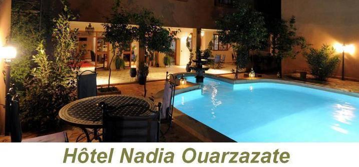 Hotel Nadia, Ouarzazat, Morocco, Morocco hotel e ostelli