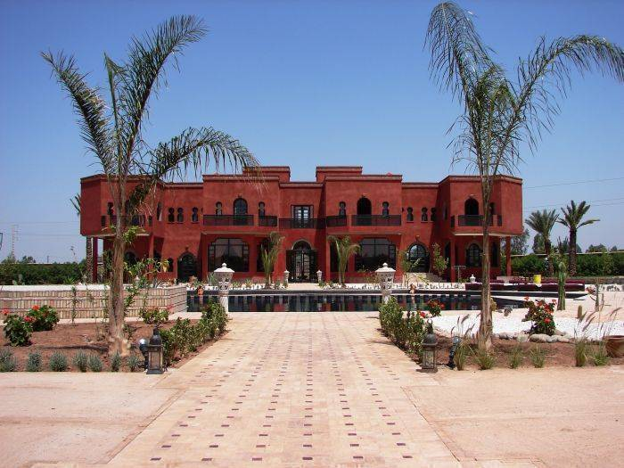 Les Seuils de l'Atlas, Marrakech, Morocco, best ecotels for environment protection and preservation in Marrakech
