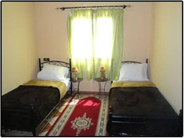 Residence Rosas, Ouarzazat, Morocco, Hotéis fantásticos dentro Ouarzazat