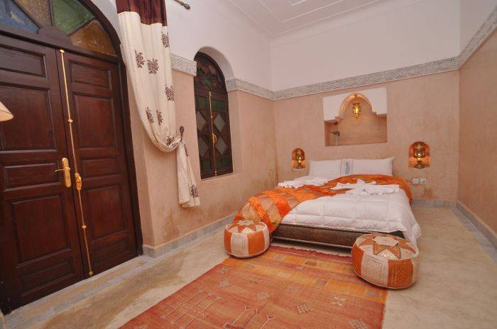 Riad Bachawya, Marrakech, Morocco, where to stay, hotels, hostels, and apartments in Marrakech