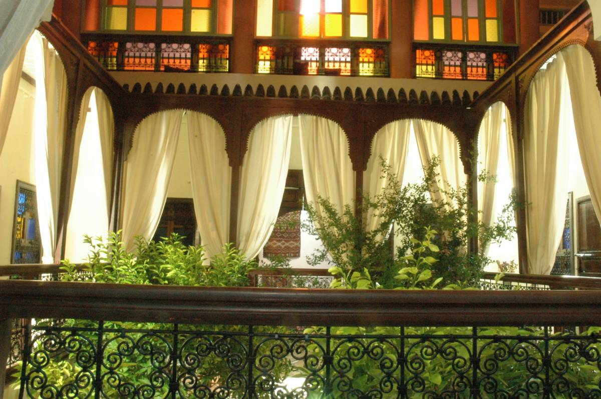 Riad Blue Berber, Marrakech, Morocco, Morocco hotels and hostels