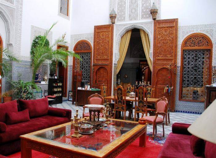 Riad Damia, Fes, Morocco, Morocco hotels and hostels