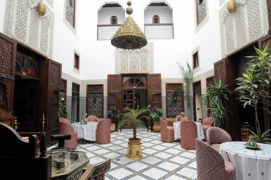 Riad Dar Chrifa, Fes al Bali, Morocco, hotels, motels, hostels and bed & breakfasts in Fes al Bali