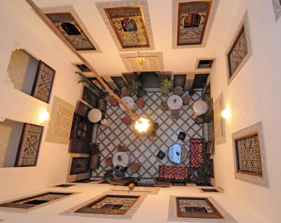 Riad Dar Chrifa, Fes al Bali, Morocco, Morocco hotels and hostels