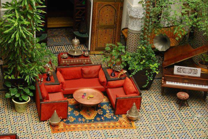 Riad El Ghalia, Fes al Bali, Morocco, what is a bed and breakfast? Ask us and book now in Fes al Bali