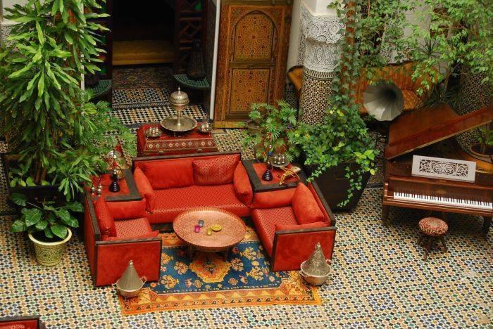 Riad El Ghalia, Fes al Bali, Morocco, alternative hotels, hostels and B&Bs in Fes al Bali