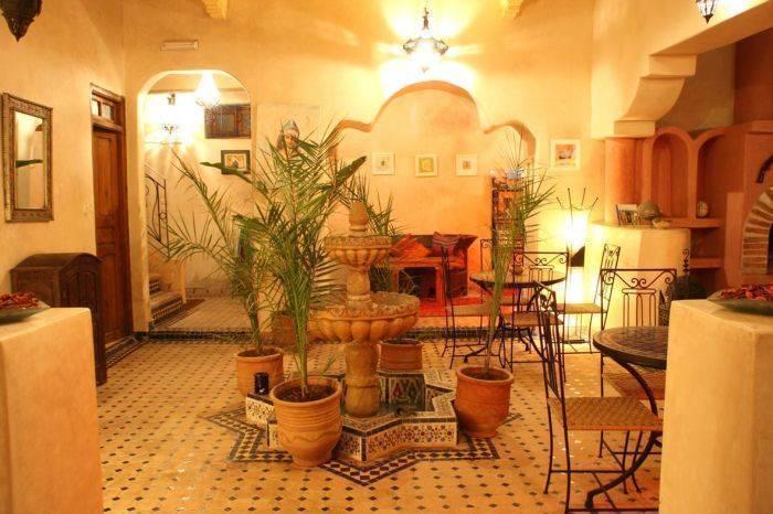 Riad El Mess, Essaouira, Morocco, 旅馆和背包 在 Essaouira