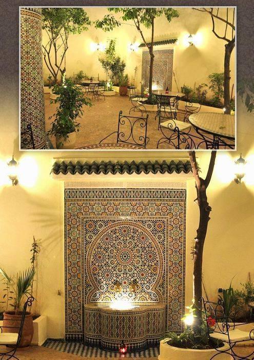 Riad Jardin Chrifa, Fes al Bali, Morocco, Morocco hotels and hostels