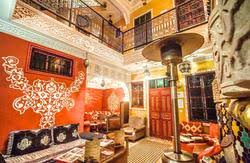 Riad Jennah Rouge, Marrakech, Morocco, Morocco hoteles y hostales