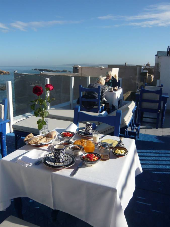 Riad La Fontaine Bleue, Essaouira, Morocco, Morocco hotels and hostels