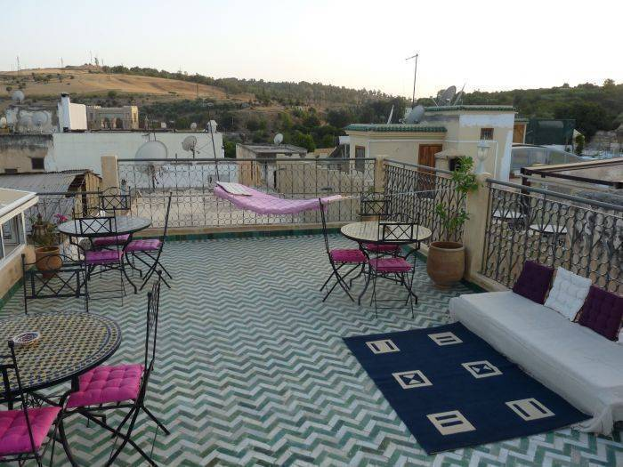 Riad l'Artiste, Fes Jedid, Morocco, hotels with handicap rooms and access for disabilities in Fes Jedid