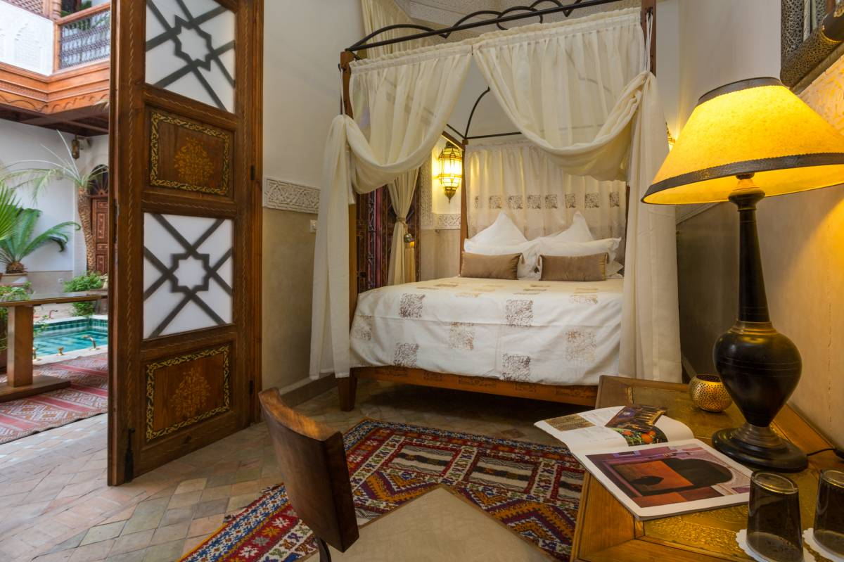 Riad Melhoun and Spa, Marrakech, Morocco, book flights and rental cars with hotels in Marrakech