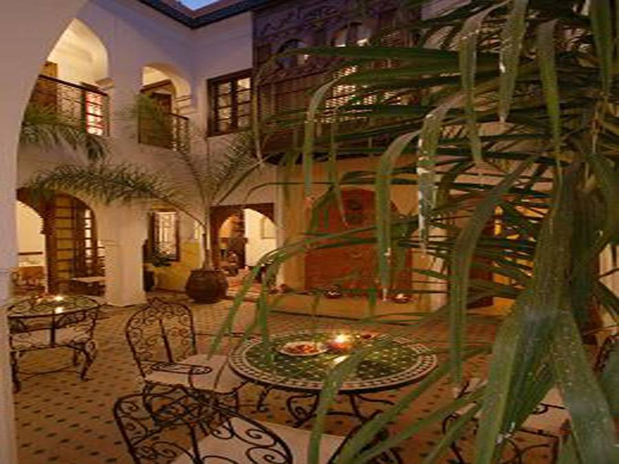 Riad Nerja, Marrakech, Morocco, Morocco hotels and hostels