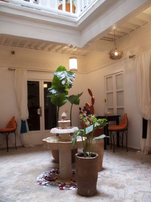 Riad Orangecannelle, Essaouira, Morocco, best hotels in cities for learning a language in Essaouira