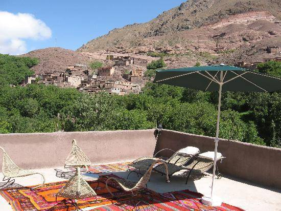 Riad Ouassaggou, Imlil, Morocco, Morocco hotels and hostels