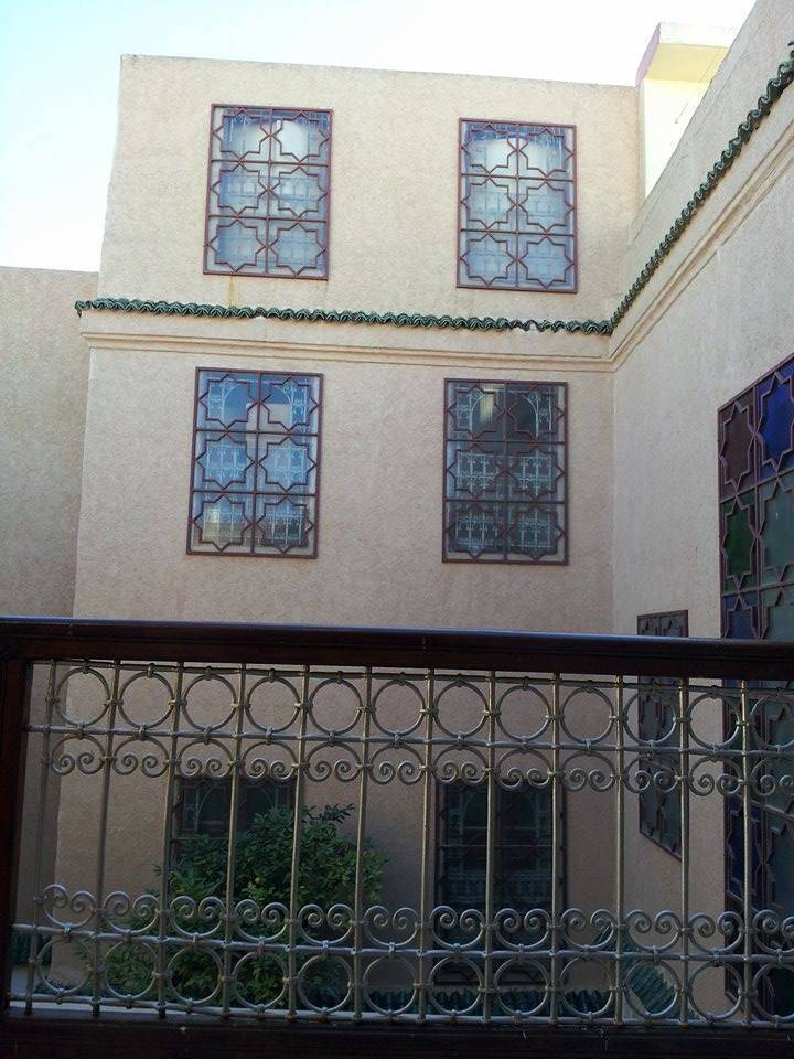 Rizd Les Chrifis, Fes al Bali, Morocco, backpackers gear and staying in hostels or budget hotels in Fes al Bali