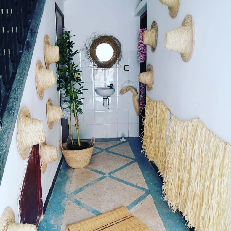 V and D Tamraght Surfers Hostel, Tamraght Ou Fella, Morocco, hotels with kitchens and microwave in Tamraght Ou Fella