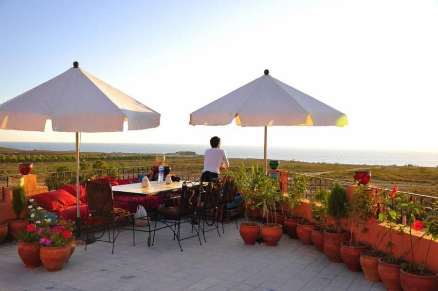 Villa Azur Auberge, Agadir, Morocco, Morocco hoteli in hostli