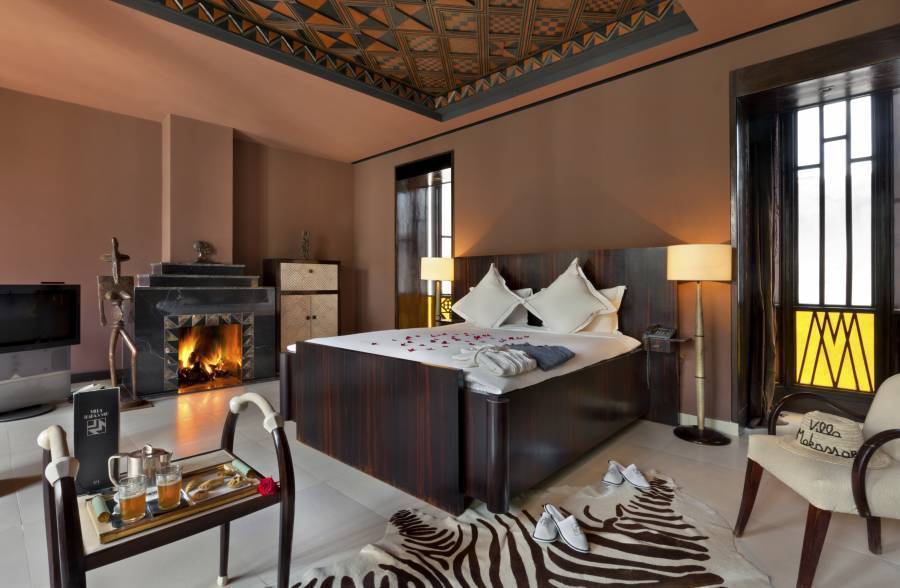 Villa Makassar, Marrakech, Morocco, Morocco hotels and hostels