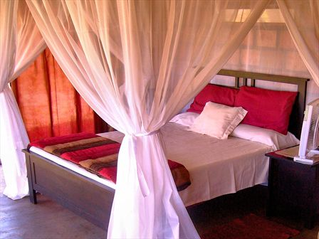 Guiquindo Lodge, Cabo Guinjata, Mozambique, the world's best green hotels in Cabo Guinjata