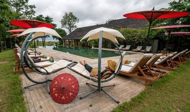 Villa Inle Boutique Resort - Search available rooms for hotel and hostel reservations in Yawnghwe 29 photos