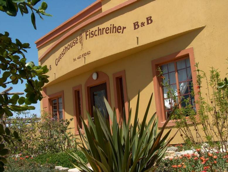 Guesthouse Fischreiher, Swakopmund, Namibia, Namibia hotels and hostels