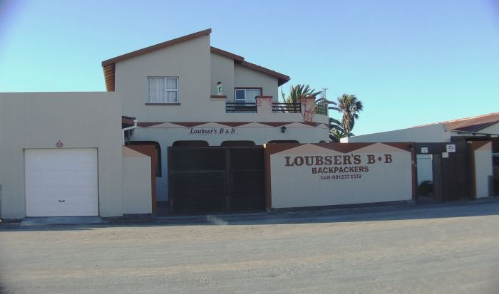 Loubser's Bed and Breakfast-Backpackers, Walvisbaai, Namibia, Namibia hoteli i hosteli