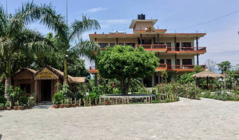 Eden Jungle Resort - Get low hotel rates and check availability in Bharatpur 18 photos