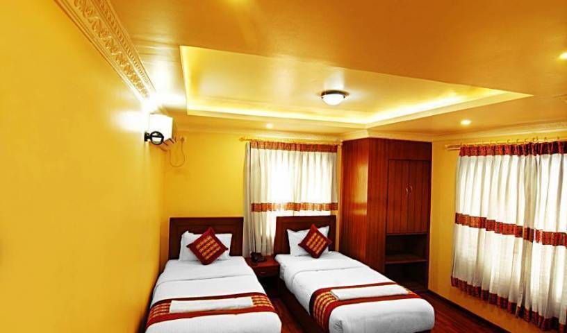 Hotel Bubo Himalaya - Get low hotel rates and check availability in Kathmandu 12 photos