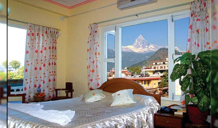 Hotel Grand Holiday - Get low hotel rates and check availability in Pokhara, find beds and accommodation 9 photos