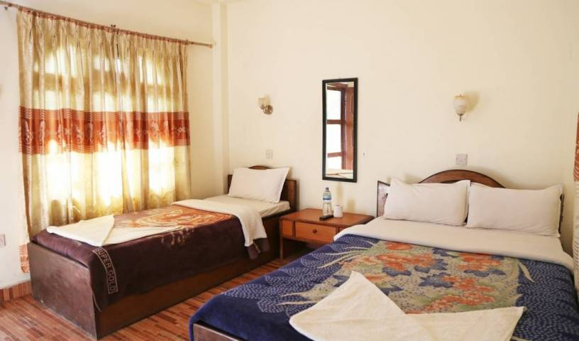 Hotel Jungle Vista - Get low hotel rates and check availability in Bharatpur 9 photos