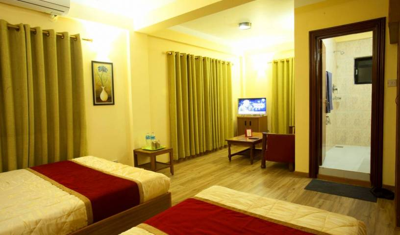 Royal Astoria Hotel - Search for free rooms and guaranteed low rates in Kathmandu 32 photos