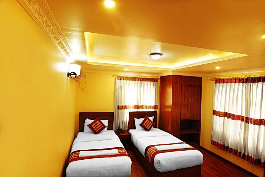 Hotel Bubo Himalaya, Kathmandu, Nepal, Nepal Hotels und Herbergen