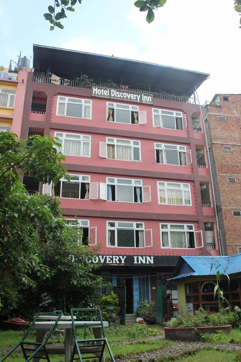 Hotel Discovery Inn, Thamel, Nepal, Nepal hoteller og herberger