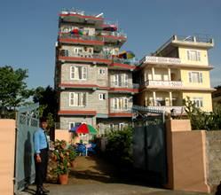 Hotel Himalayan Inn, Pokhara, Nepal, Nepal hotels and hostels
