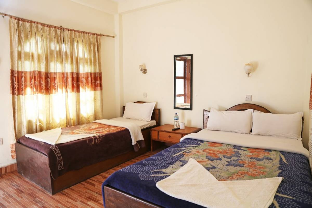 Hotel Jungle Vista, Bharatpur, Nepal, Nepal hotels and hostels